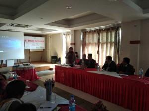 Hon-Minister-Bimala-KC,MOLMAC,-Karnali-Pardesh-participated-on-workshop-dicssion