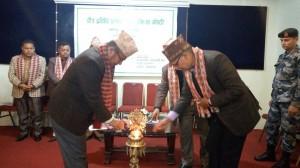 Inaguration-Bharatpur-workshop-meeting-by-Hon-Minister-Dava-Dorje-Lama-MOLMAC-Hetauda